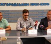 «Місцеві вибори-2020. Регіональний вимір» – в Ужгородському прес-клубі відбулося засідання