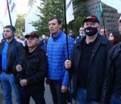 Масштабний пікет: підприємці руху #SaveФОП відстоюють права мікропідприємств у Києві