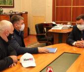 Представники #SAVEФОП з лідерами «ОП-ЗЖ» передали керівництву Закарпатської ОДА підписи підприємців Закарпаття