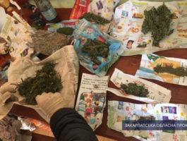 Закарпатська прокуратура погодила підозру 53-річному наркоторговню