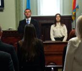 Перша сесія нової каденції: у Мукачеві зібралися новообрані депутати