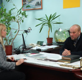 Мер Чопа Валерій Самардак розповів про плани на другу каденцію, очисні споруди на Тисі та ОТГ