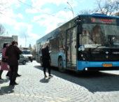 У «червоному» Ужгороді відновили роботу громадського транспорту